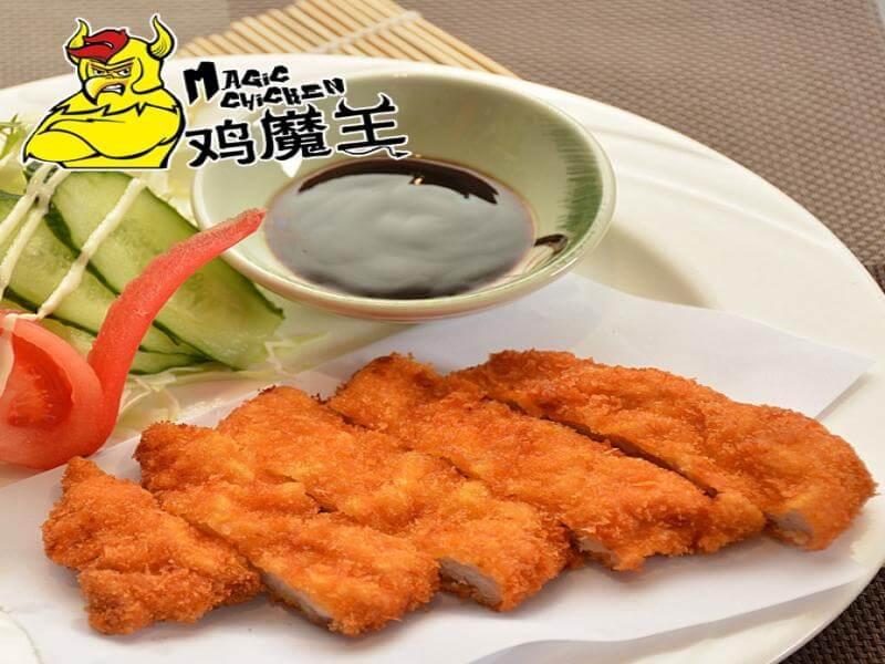 鸡魔王炸鸡排图3