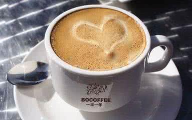 一半一伴咖啡图1