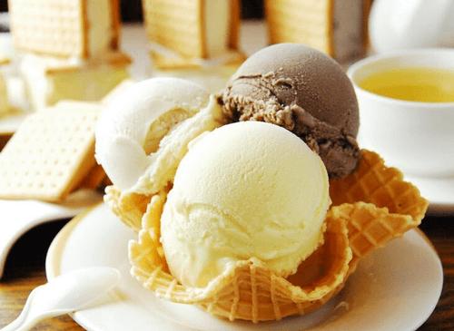 唯典冰淇淋品牌介绍