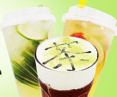 秦宫鲜萃茶饮品图4