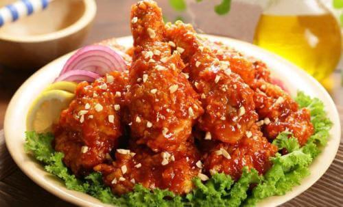 啊呢韩式炸鸡图2