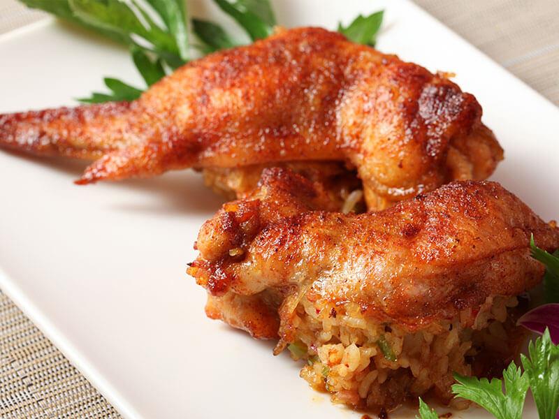 阿芝玛韩式炸鸡图1