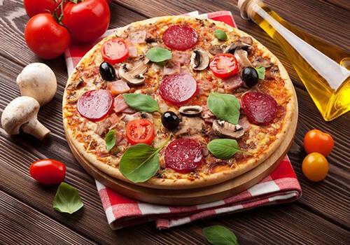 披头士披萨品牌介绍图1