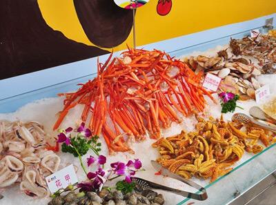 韩风源烧烤涮自助餐厅图2