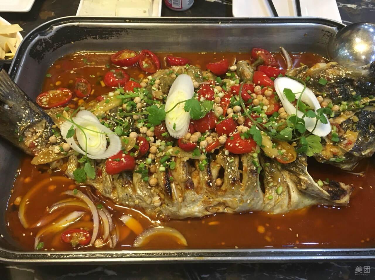老碗记干锅烤鱼图2