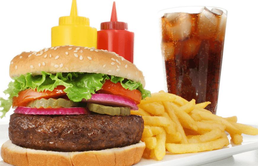 麦可丽西式汉堡图3