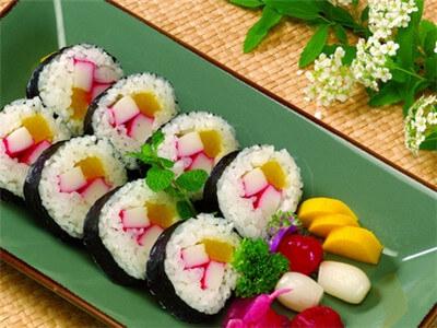 Flower tee花茶寿司图2