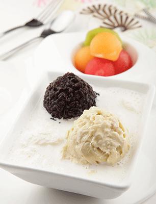 糯米果果甜品图1