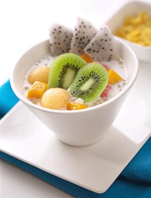 糯米果果甜品图5
