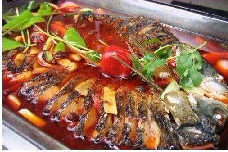 万洲烤鱼图3