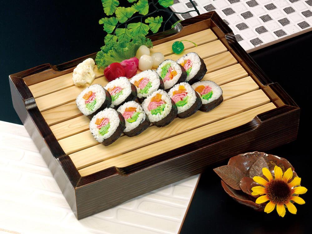 大板の寿司图1