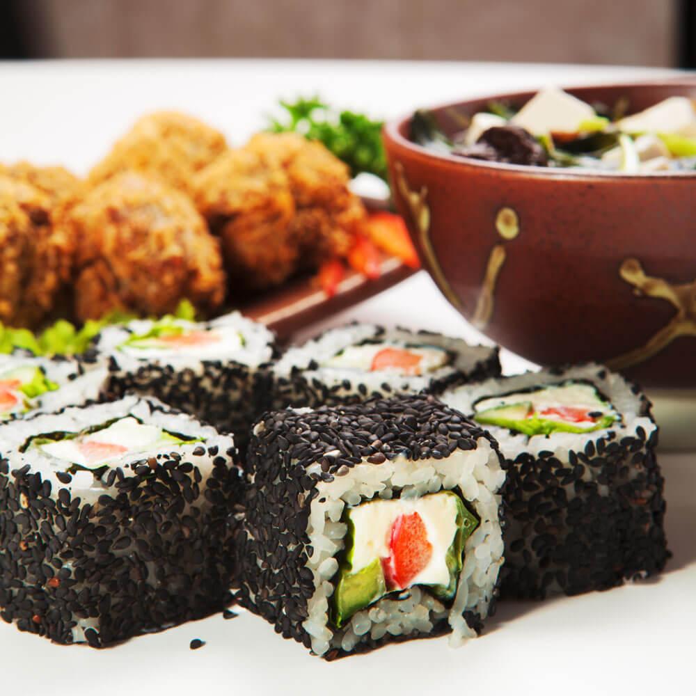 大板の寿司图4