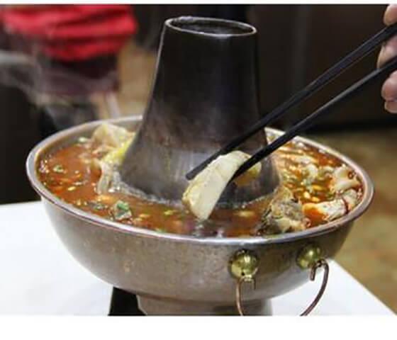 铜锅鱼火锅图1