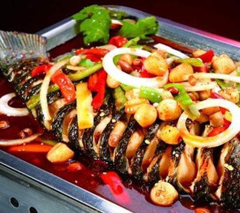重庆烤鱼图2