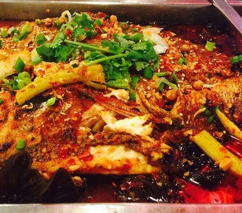 重庆烤鱼图3
