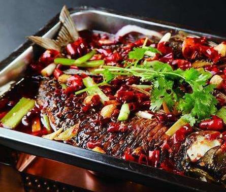 重庆烤鱼图4