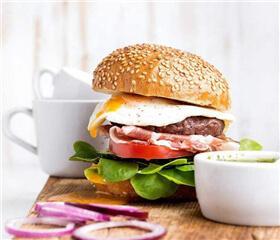 美而美早餐汉堡图2