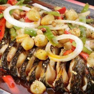 炎鱼烤鱼图1