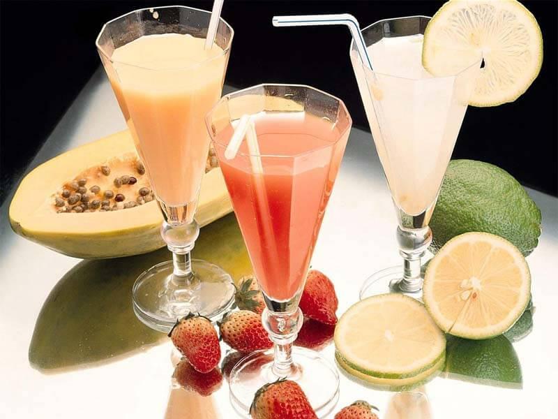 鲜榨果汁饮料图3