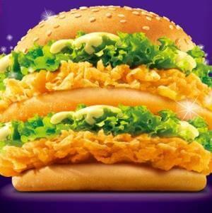 美味食品汉堡图2
