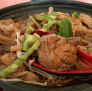 妹涵黄焖鸡米饭图3