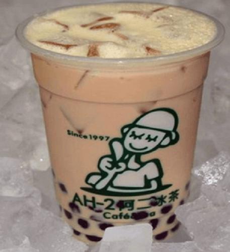 阿2奶茶品牌介绍图1