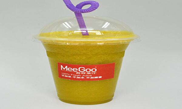 MeeGoo鲜榨果汁品牌介绍图3