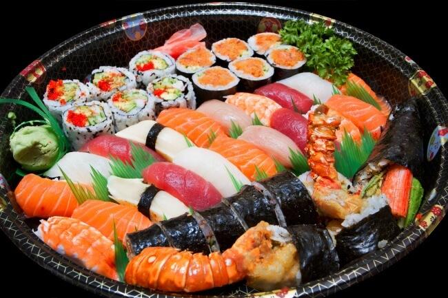 航长寿司料理图1