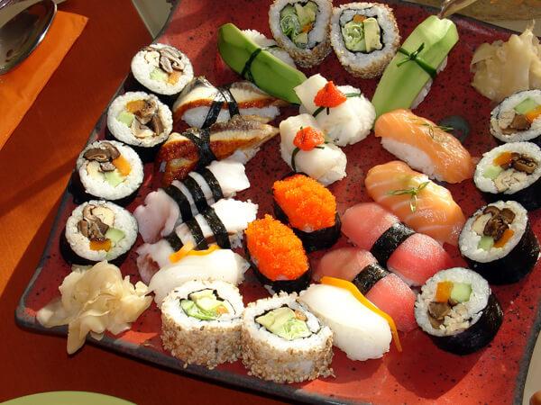 航长寿司料理图2