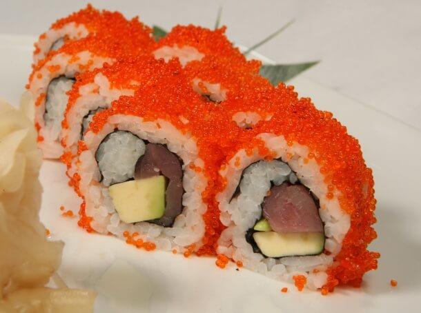 航长寿司料理图3