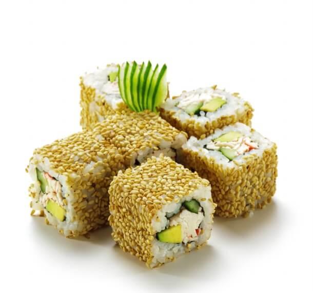 航长寿司料理图4
