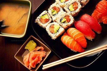 航长寿司料理图5