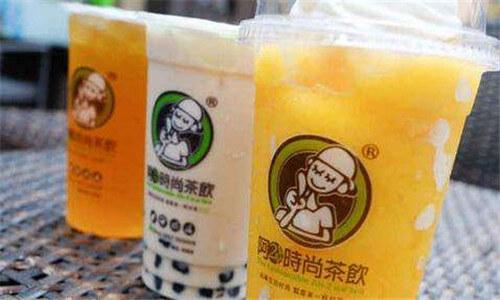 阿二冰茶品牌介绍