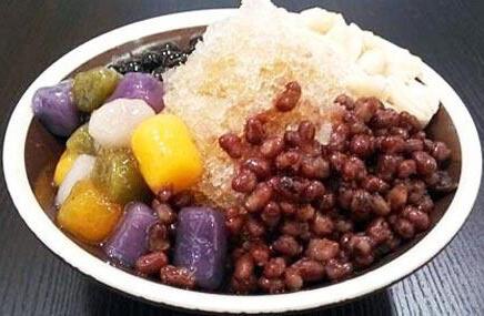 知芋芋圆饮品图2