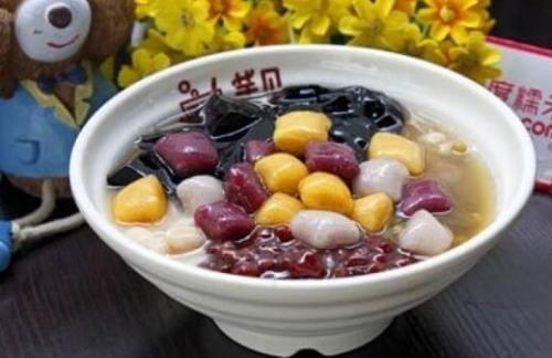 知芋芋圆饮品图4