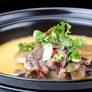 东道庄牛肉汤图3
