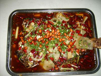 ZiZi干锅烤鱼图5
