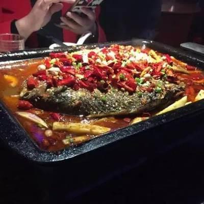 ZiZi干锅烤鱼图6