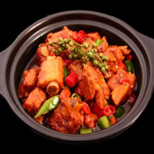 魏小宝黄焖鸡米饭图5