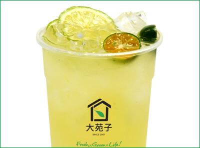 大苑子奶茶饮品图1