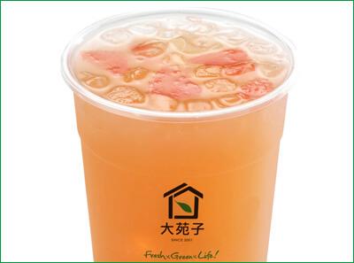 大苑子奶茶饮品图3