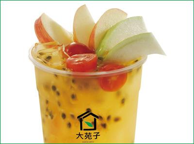 大苑子奶茶饮品图6