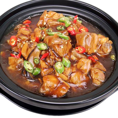 百思味黄焖鸡米饭图5