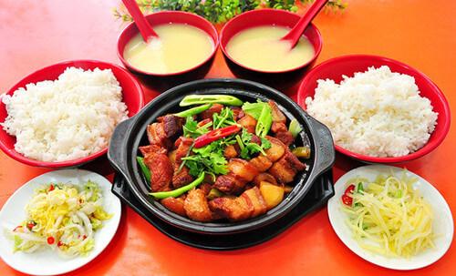 百思味黄焖鸡米饭品牌介绍图2