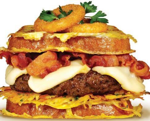 大炸汉堡图3