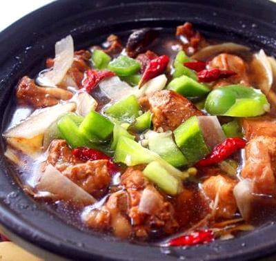 美味坊黄焖鸡米饭图3