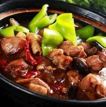 赵家兵黄焖鸡米饭图3