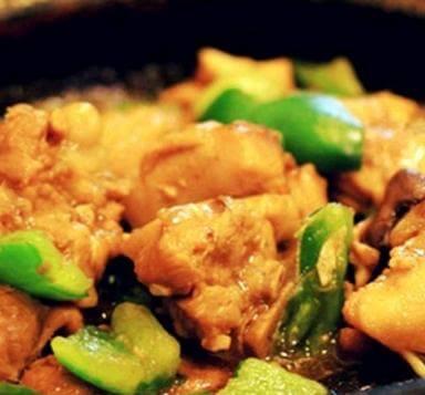 缕缕香黄焖鸡米饭