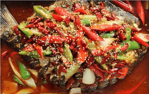 上东湘府烤鱼图4