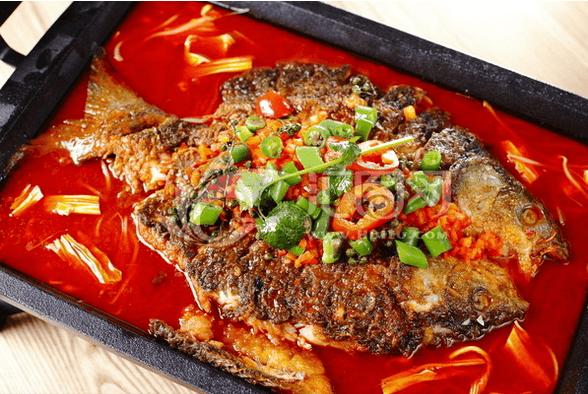 上东湘府烤鱼图5